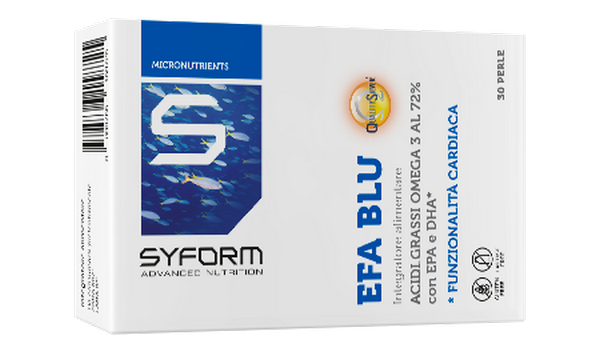 Омега-3 1400 мг (Efa Blu) от SYFORM
