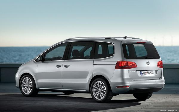 Для более вместительных автомобилей требуется больше топлива