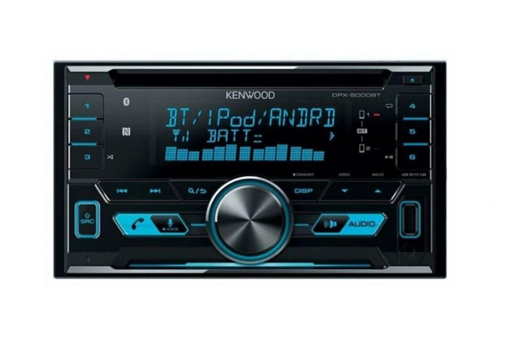 Kenwood DPX-5000ВТ