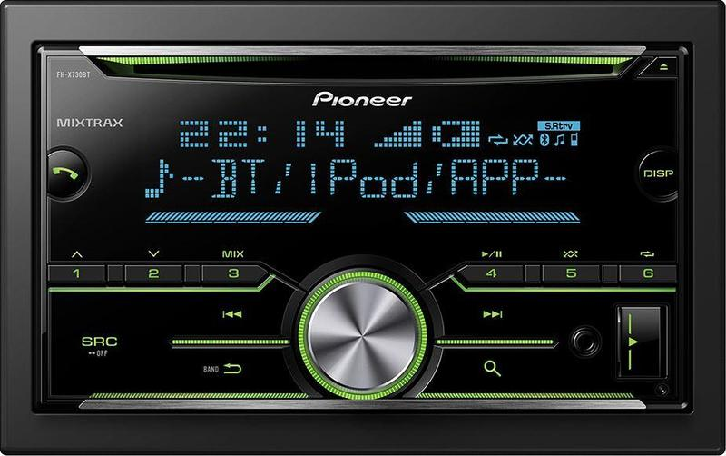Pioneer FH-X730 ВТ