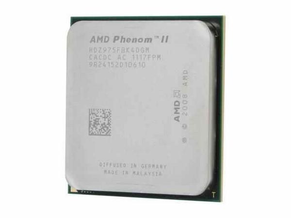 PHENOM II X4 975 BLACK EDITION