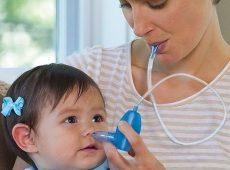 Аспиратор для новорожденных: какой лучше