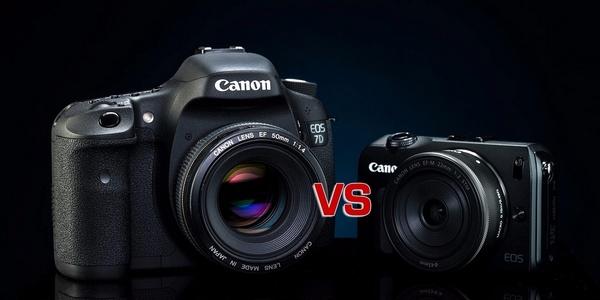 Беззеркальные фотоаппараты всегда меньше и легче «зеркалок», потому их удобно брать с собой