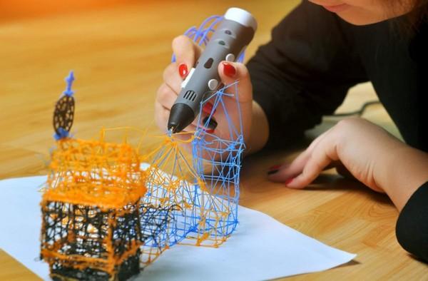 Вы должны подумать о том, насколько безопасно для вашего ребенка использовать 3D-ручку.