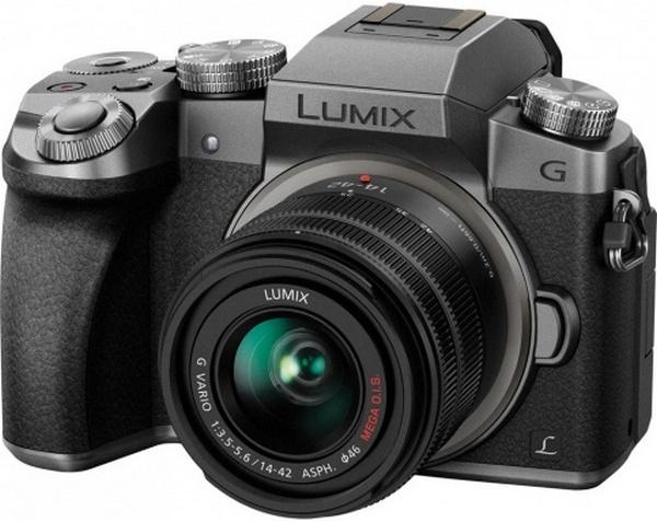 Panasonic Lumix DMC-G7 Kit