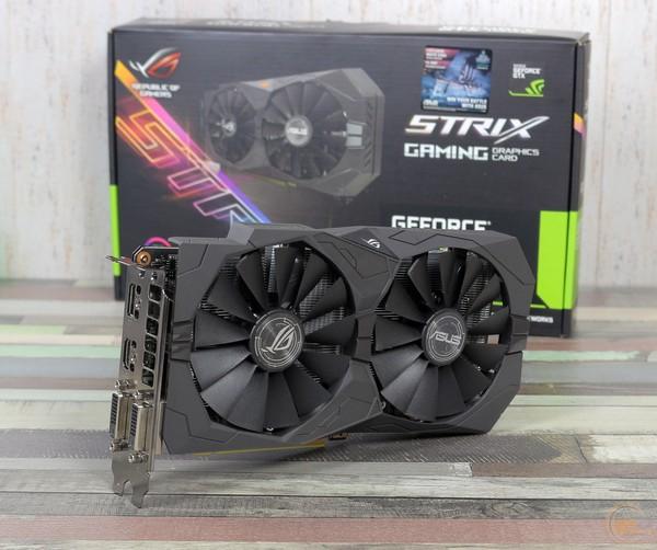 ASUS Strix GeForce GTX 1050 Gaming