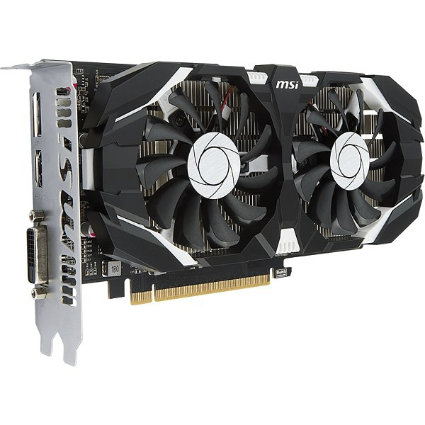 MSI GeForce GTX 1050 OCV1