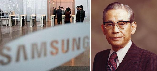 Основатель компании Samsung Ли Бён Чхоль