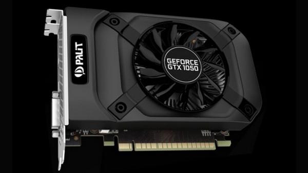 Palit GeForce GTX 1050 StormX