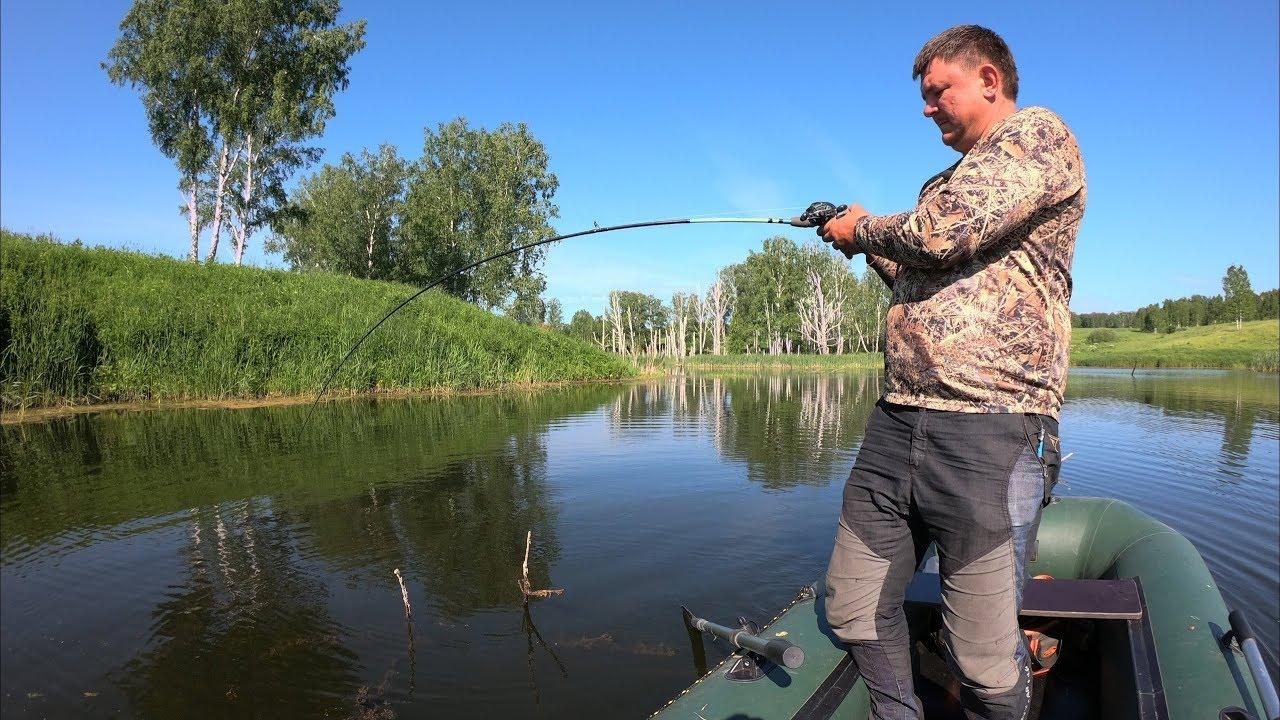 Рыбалка на воблер