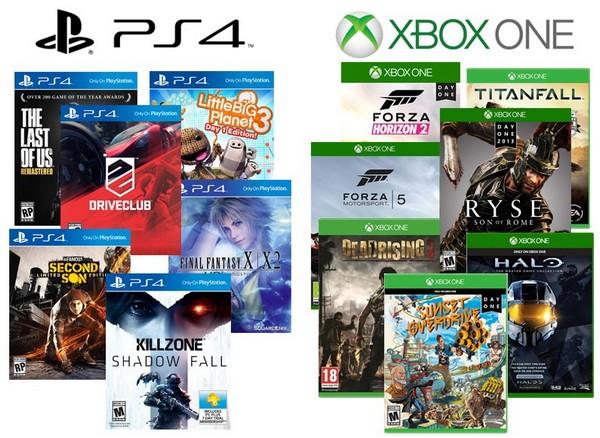 Все игры-эксклюзивы создают условия для продаж приставок в комплекте