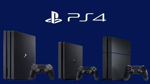 Все три версии PS4 имеют свои особенности