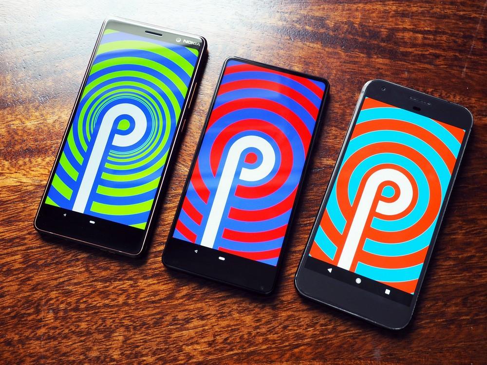 Android 9 Pie сейчас является поводом для восхищения