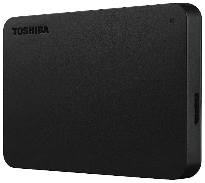 HDD Toshiba Canvio Basics (new) 2 ТБ