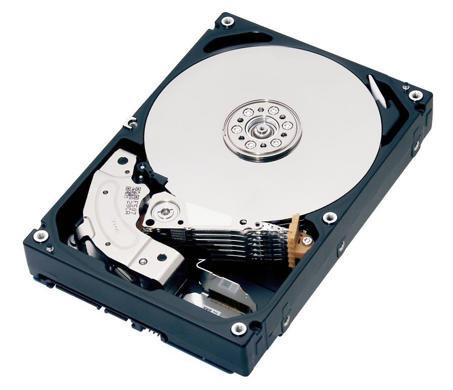HDD является основным накопителем данных в большинстве компьютеров
