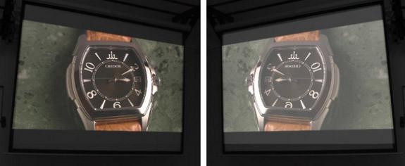 Контрастность изображения — это соотношение яркости белого и черного