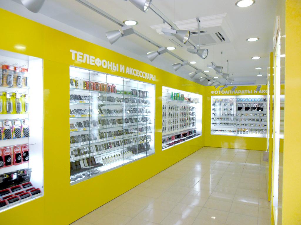 Специализированный магазин телефонов