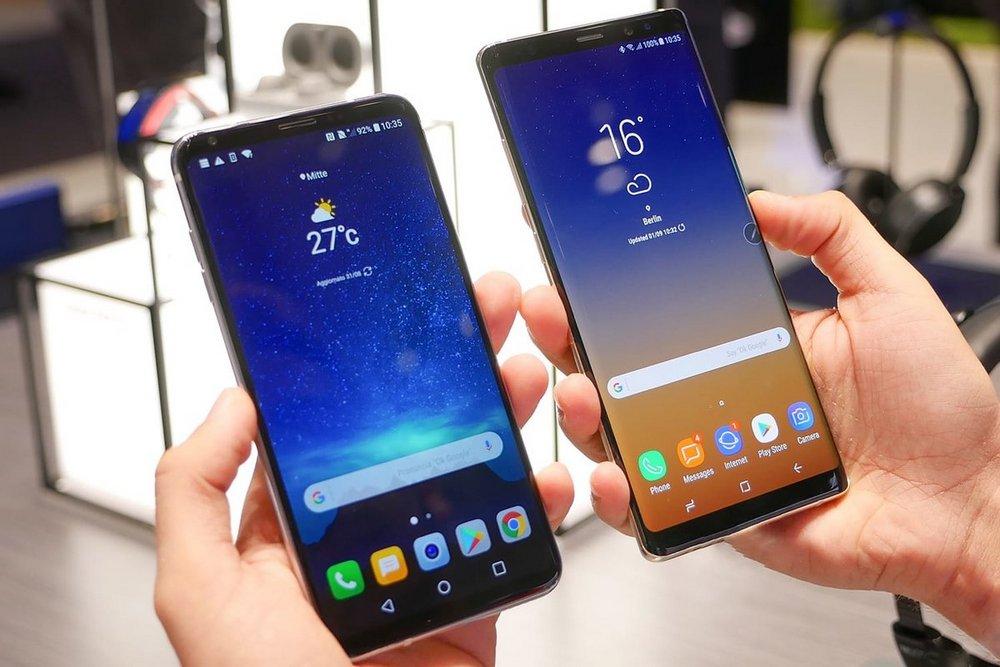 Какой телефон лучше iPhone