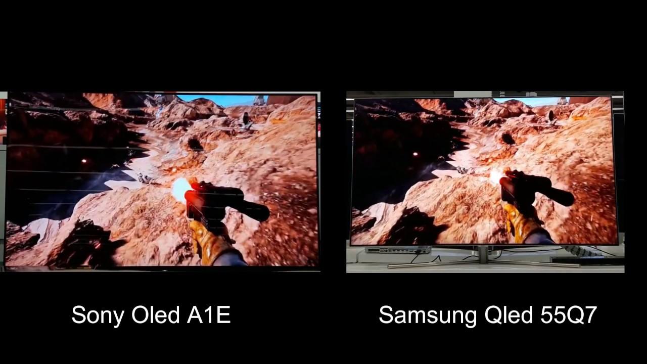 Sony или Samsung? Выбирать вам
