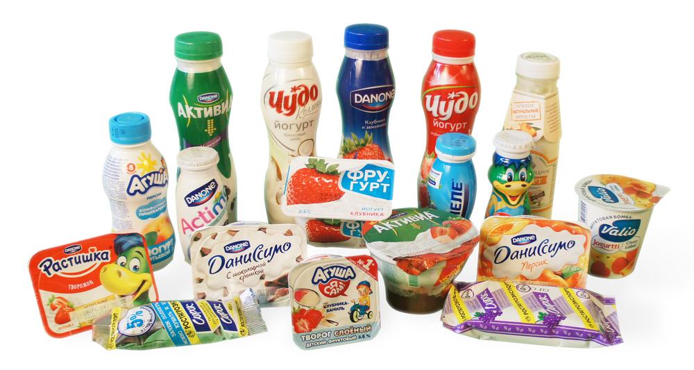 Рейтинг йогуртов