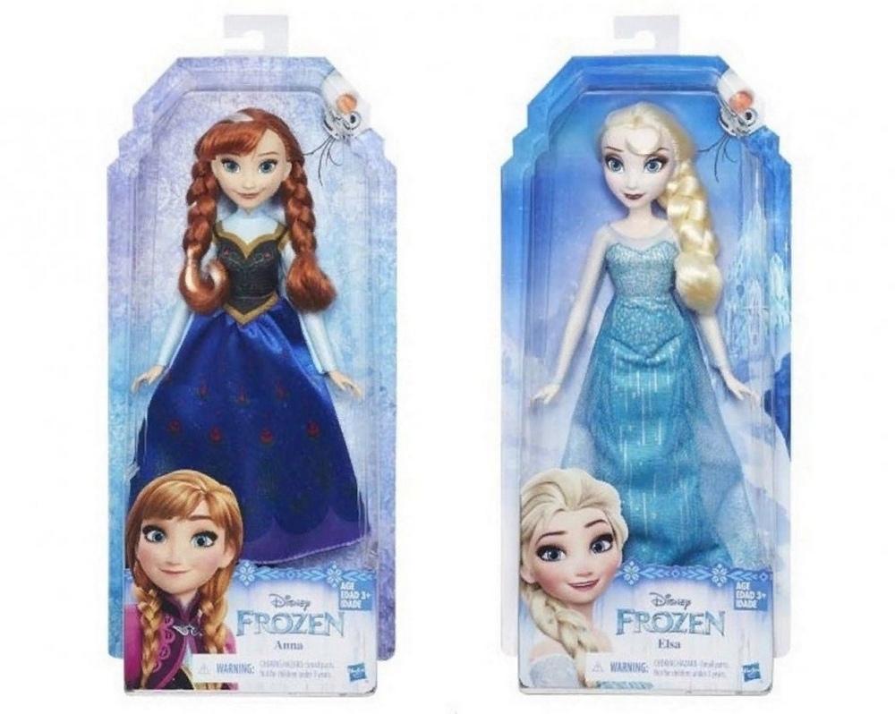 Кукла Hasbro Холодное сердце