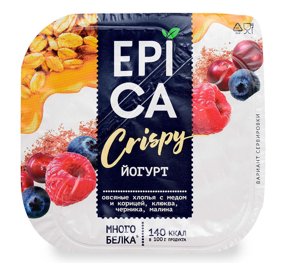 Йогурт Epica