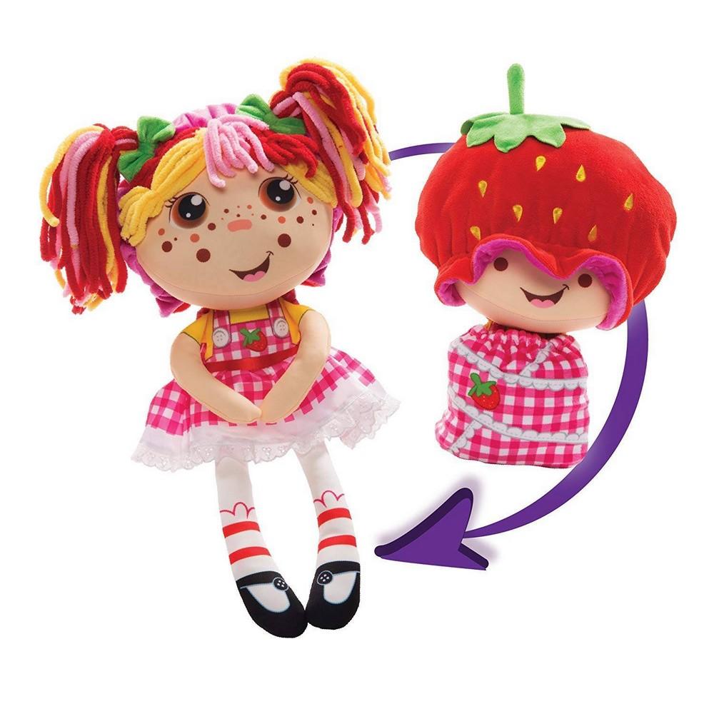 Мягкая игрушка 1 TOY Девчушка-вывернушка Ксюшка