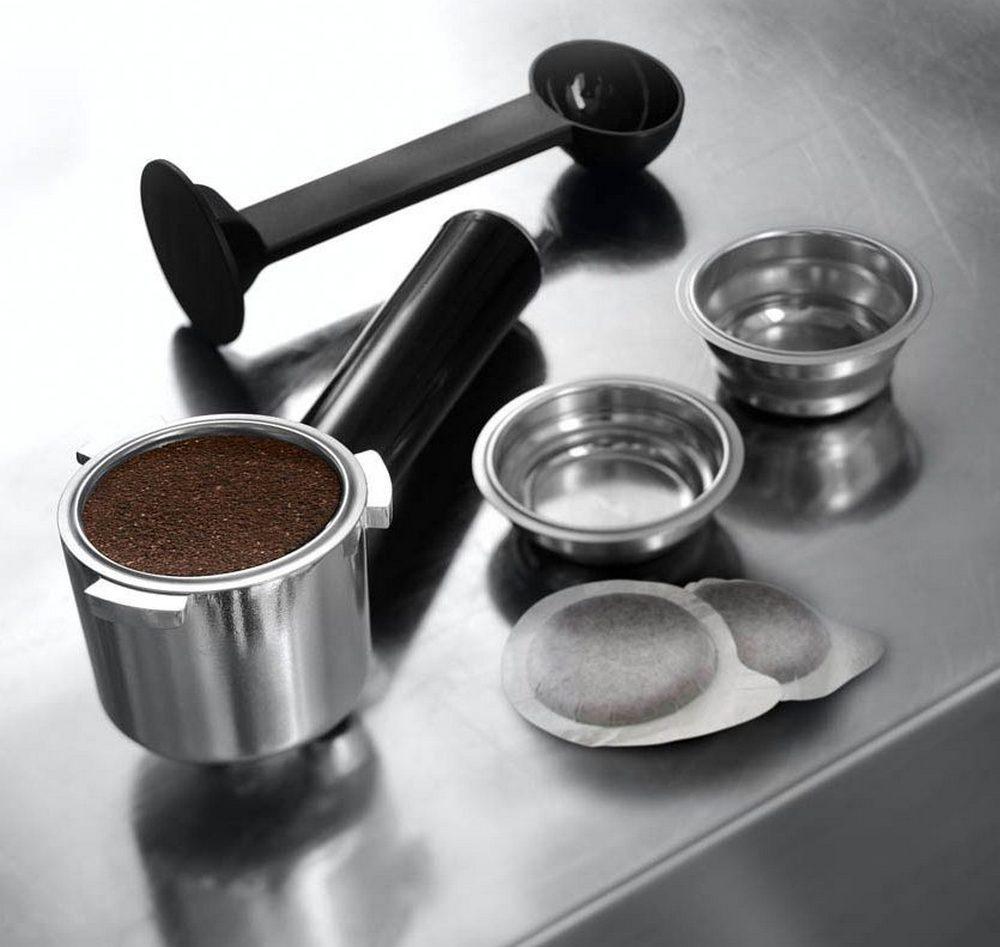 Обращайте внимание на качество и материал изготовления рожка в рожковой кофемашине