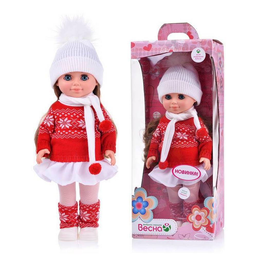 Интерактивная кукла Весна Анна 21