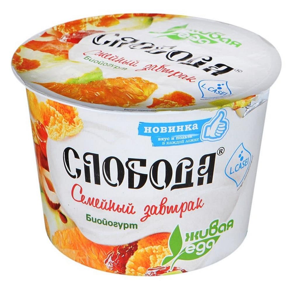 Йогурт Слобода