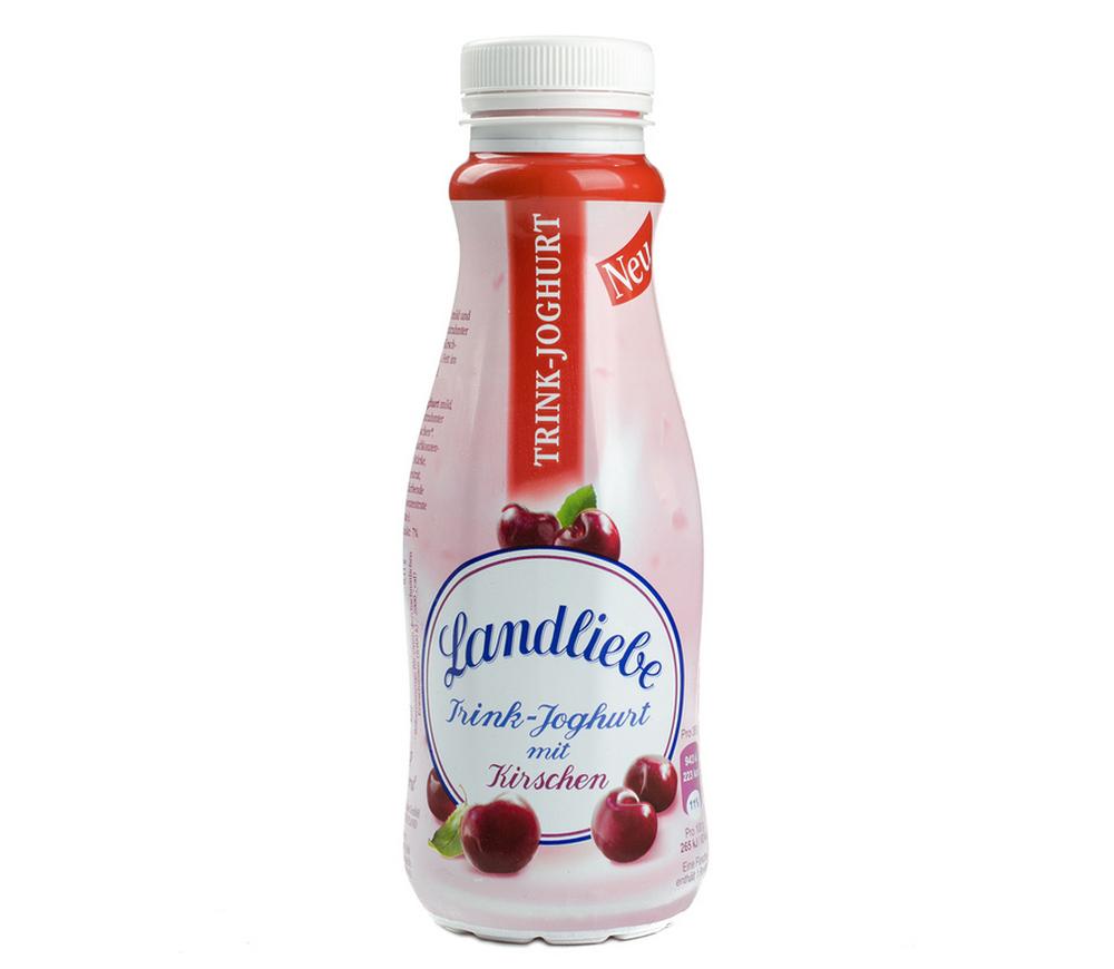Питьевой йогурт Landliebe