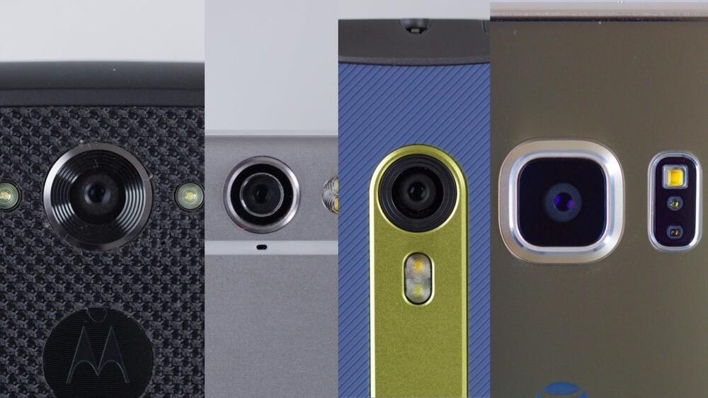 Камера – важный критерий для тех, кто часто снимает фото и видео