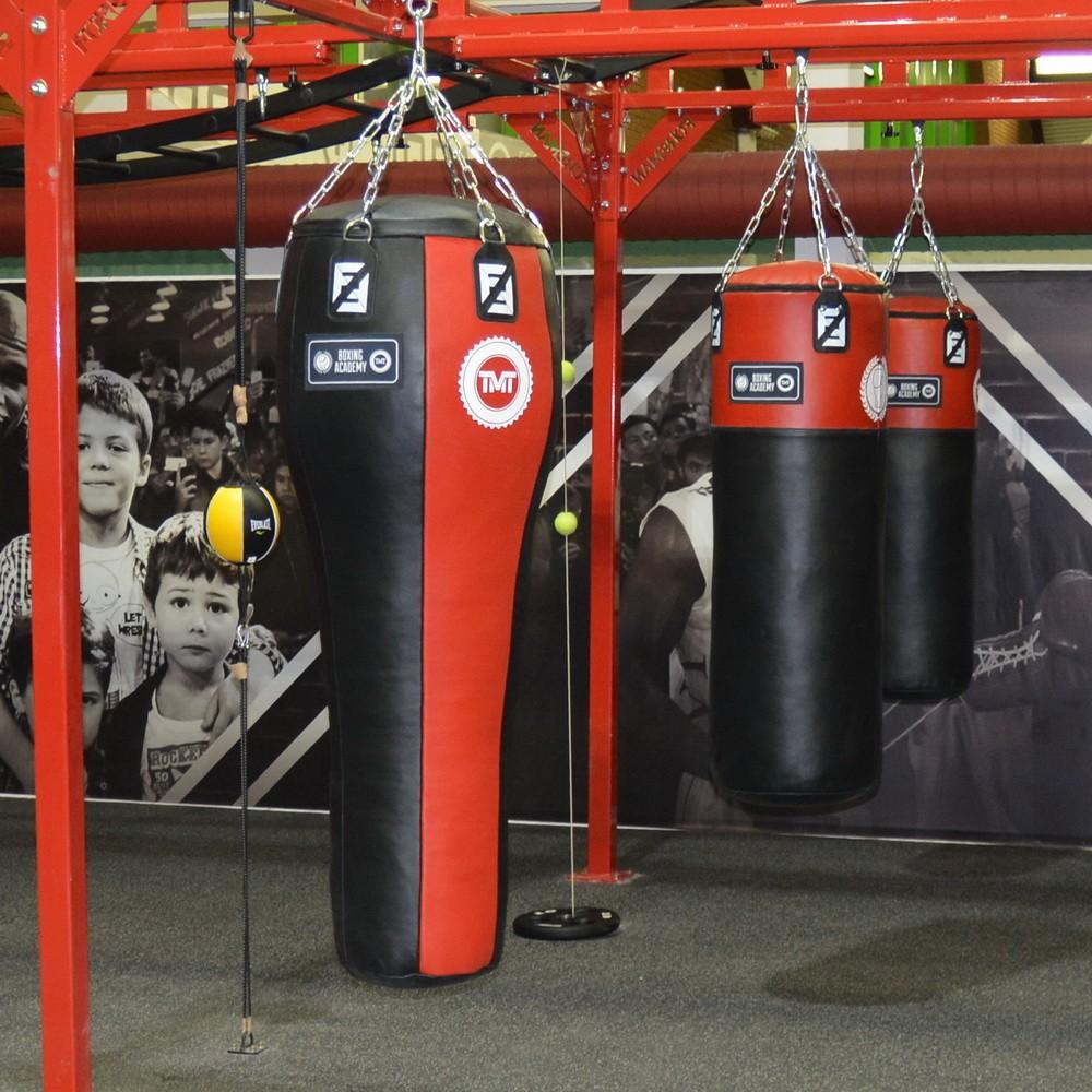 Существует большая разница между различными видами боксерских мешков