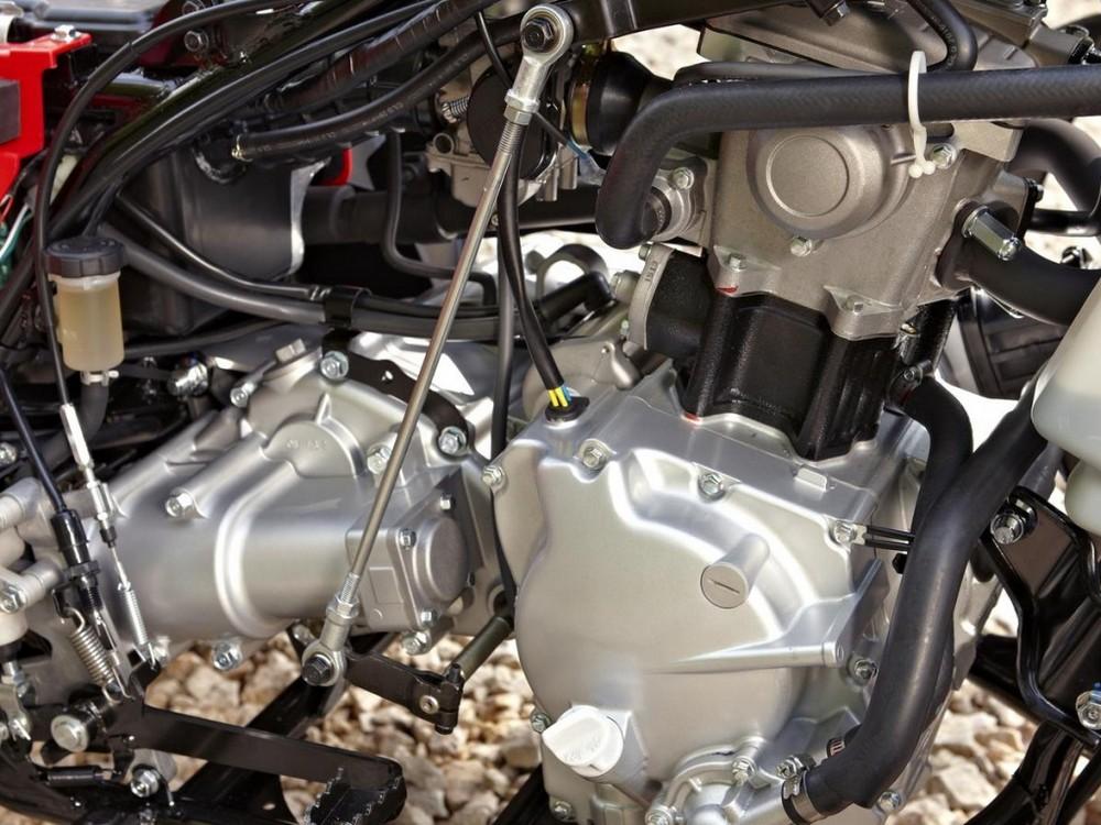 Под разные цели выбираются квадроциклы с разным объемом двигателя