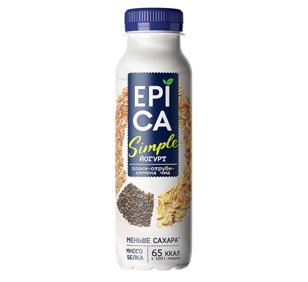 Питьевой йогурт EPICA