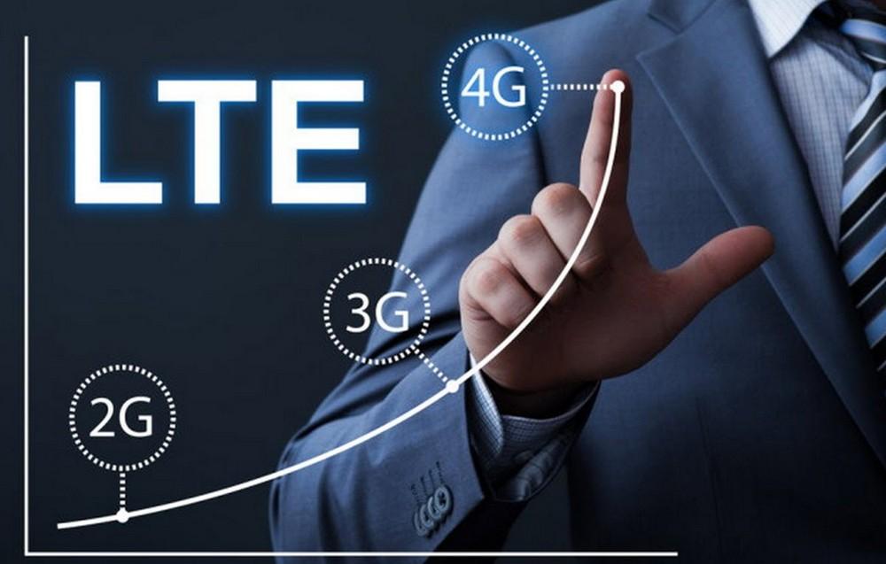 Стандарт LTE оказался более популярным на территории Российской Федерации