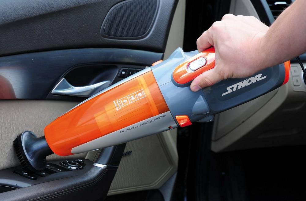 Основное отличие у «беспроводных» автомобильных пылесосов заключается в типе аккумулятора