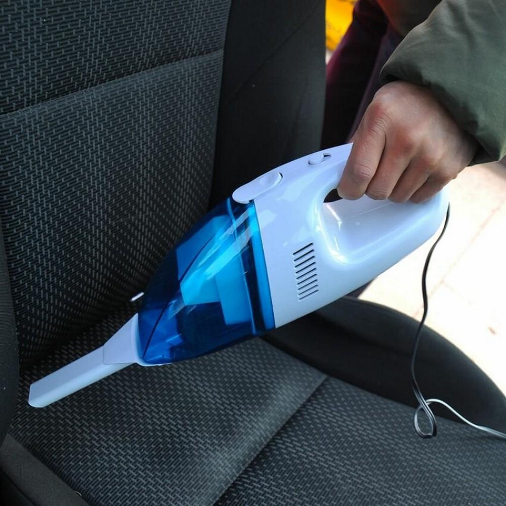 Пылесос и разъем для прикуривателя – две составляющие мощного и мобильного автомобильного пылесоса