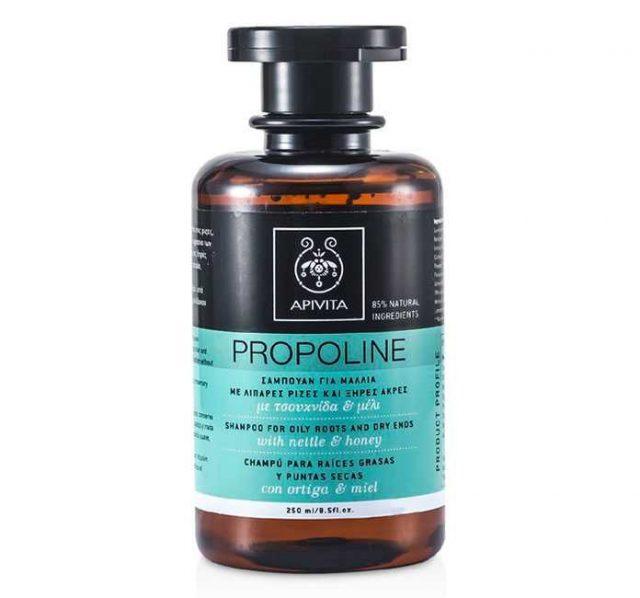 Apivita Propoline с крапивой и медом