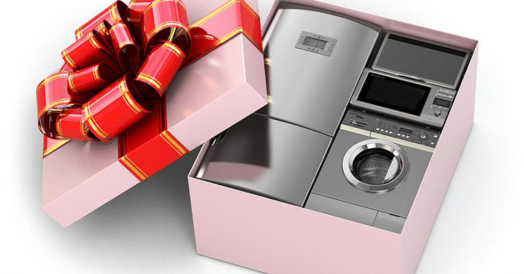 Бытовая техника и электроника - отличный подарок на новый год