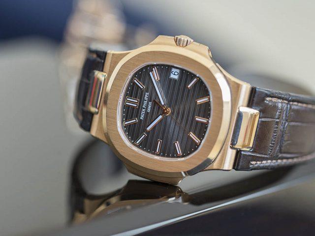 Часы Nautilus 5711 от Patek Philippe