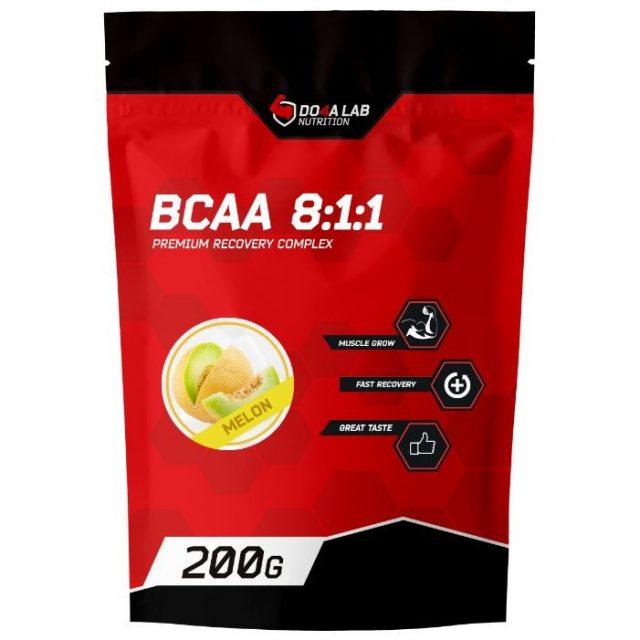 DO4A LAB BCAA 8-1-1 со вкусом дыни