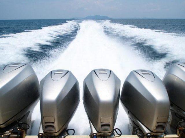 Двигатели для лодок