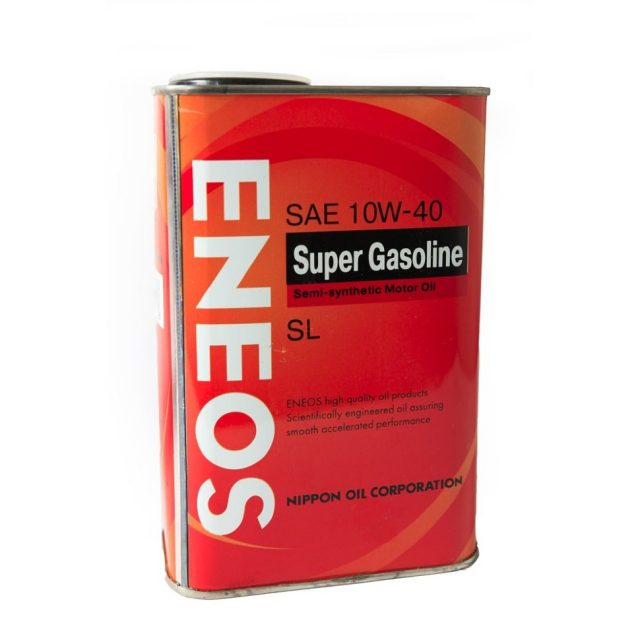 ENEOS Super Gasoline SL Semi-Synthetic 10W-40
