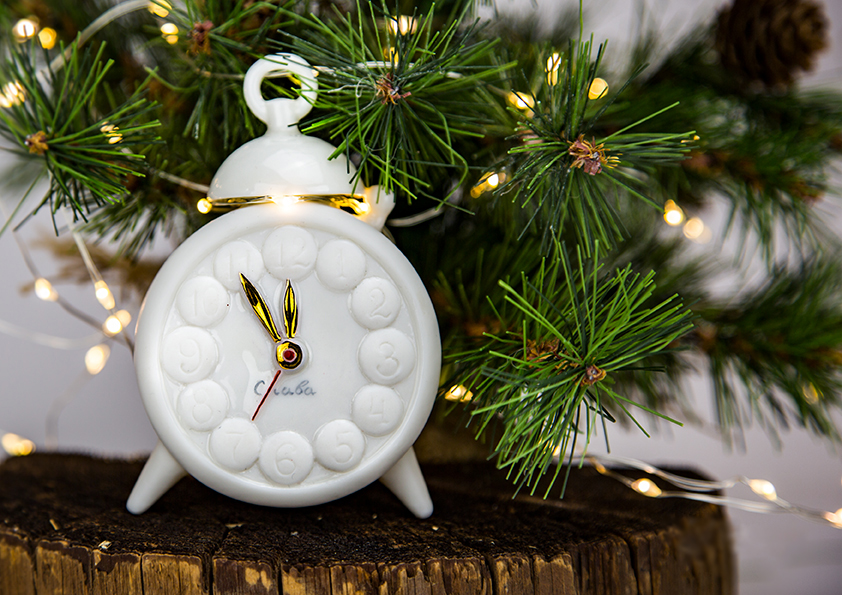 Елочное украшение - символичный подарок на новый год