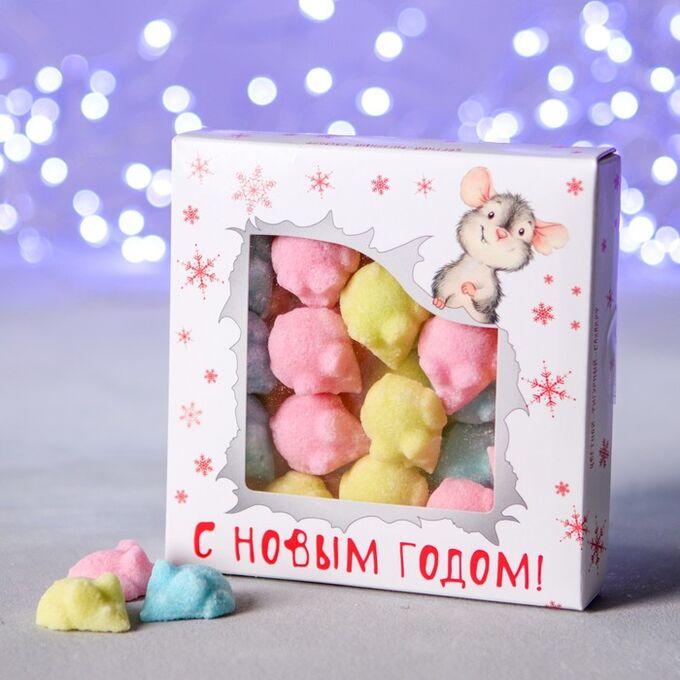 Фигурный сахар в форме мышек