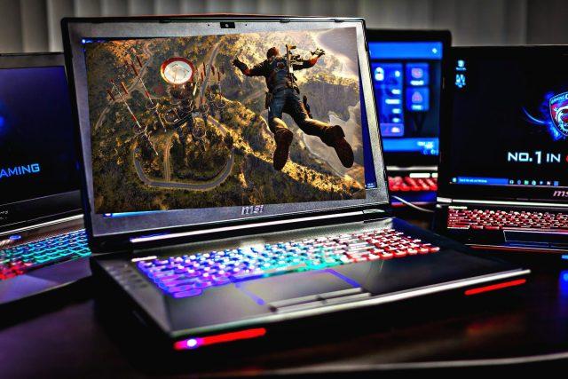 Игровые ноутбуки пользуются большой популярностью