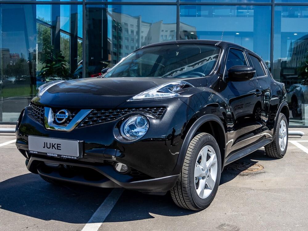 Nissan Juke I Рестайлинг