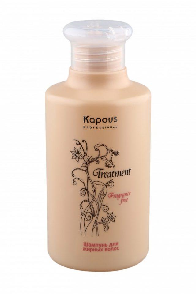 Kapous Professional Treatment для жирных волос