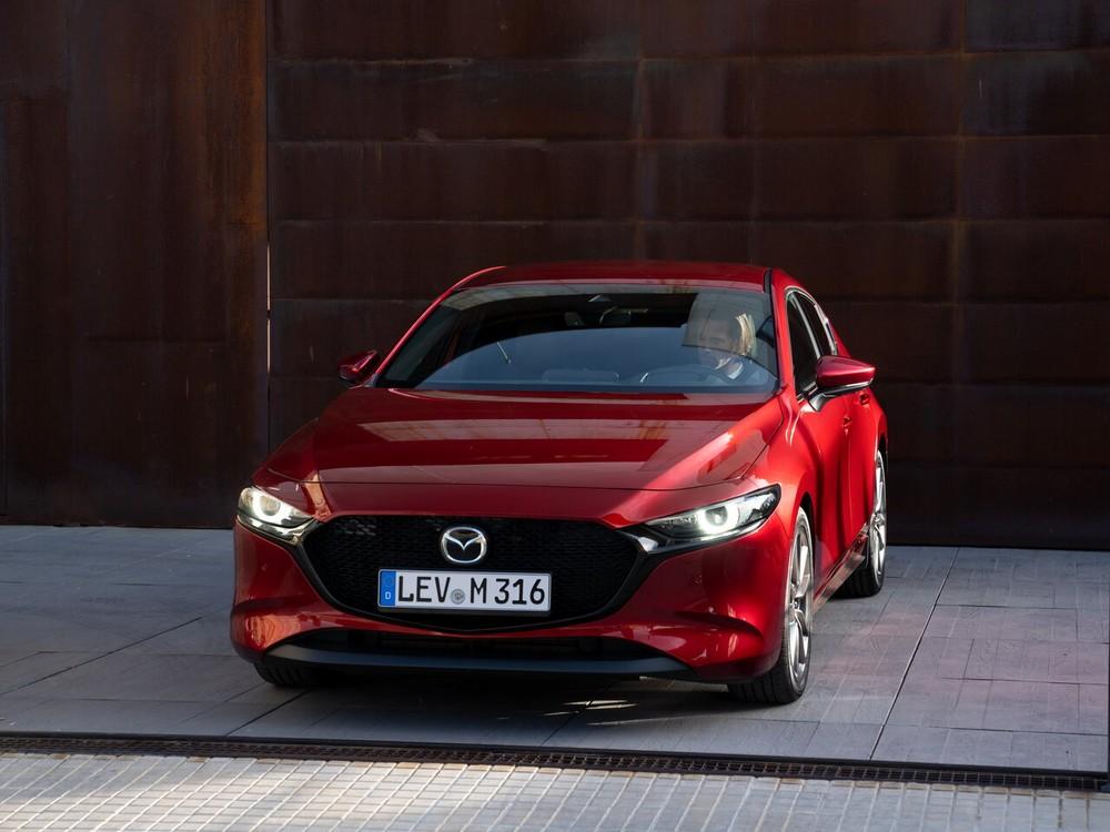 Mazda 3 IV (BP)